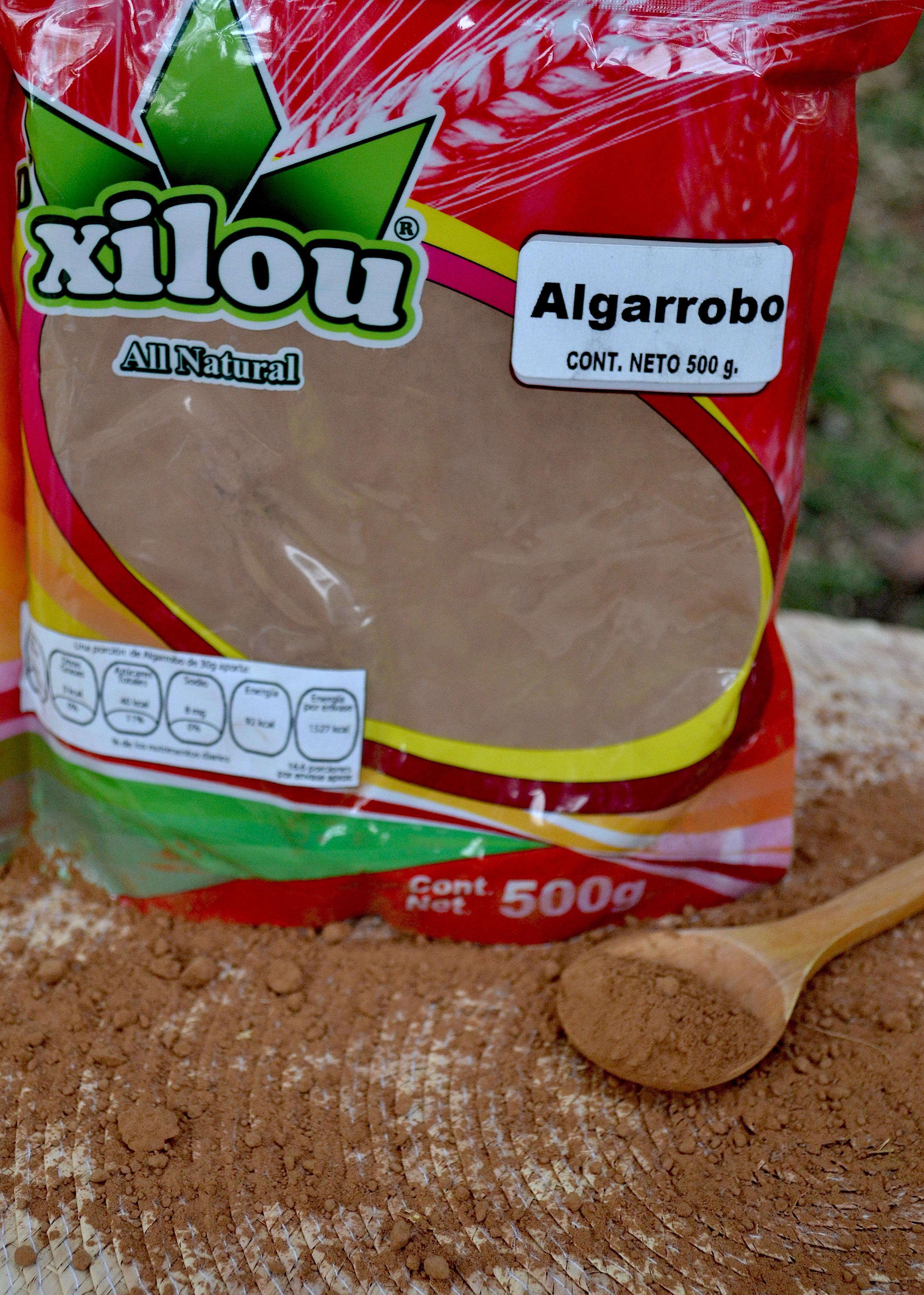 Algarrobo 500g.