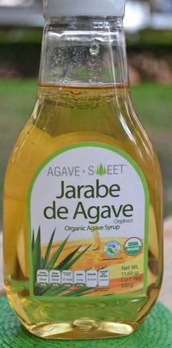 Jarabe de Agave