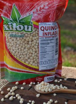 Quinoa Inflada 500g.