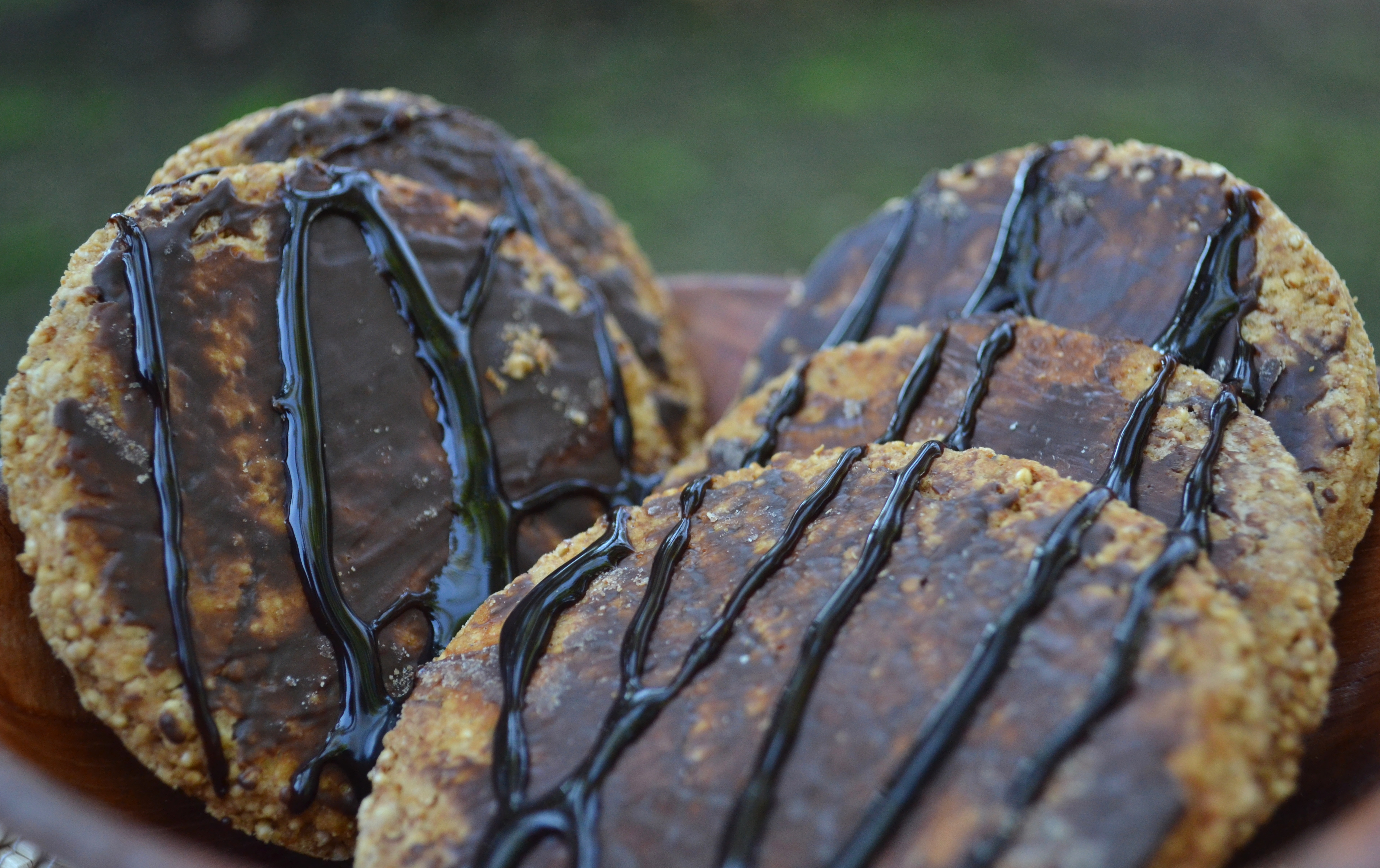 Galletas Artesanales con Chocolate