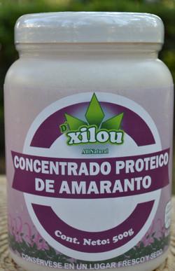 Concentrado Proteíco de Amaranto