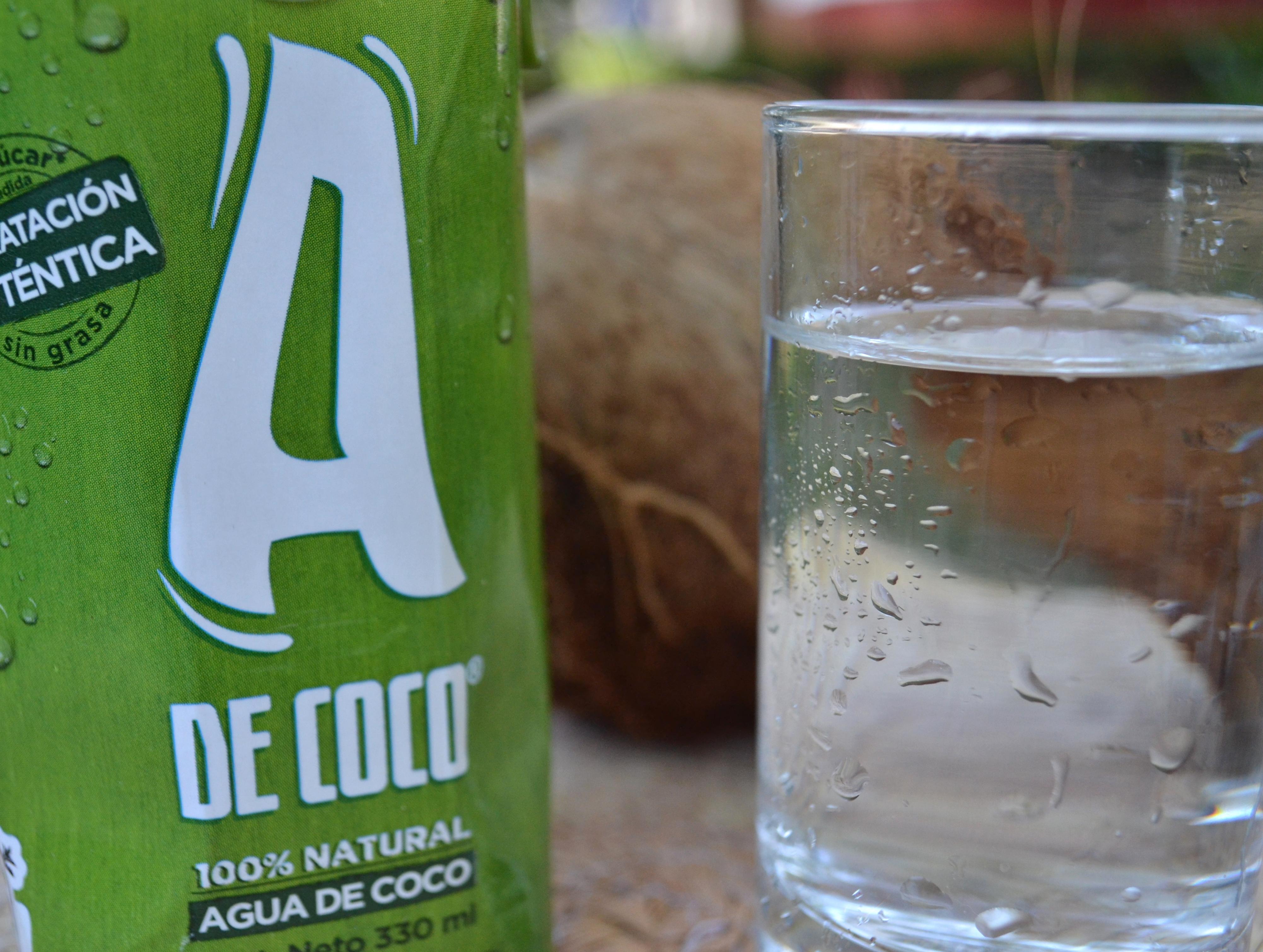 Agua de Coco 330ml.