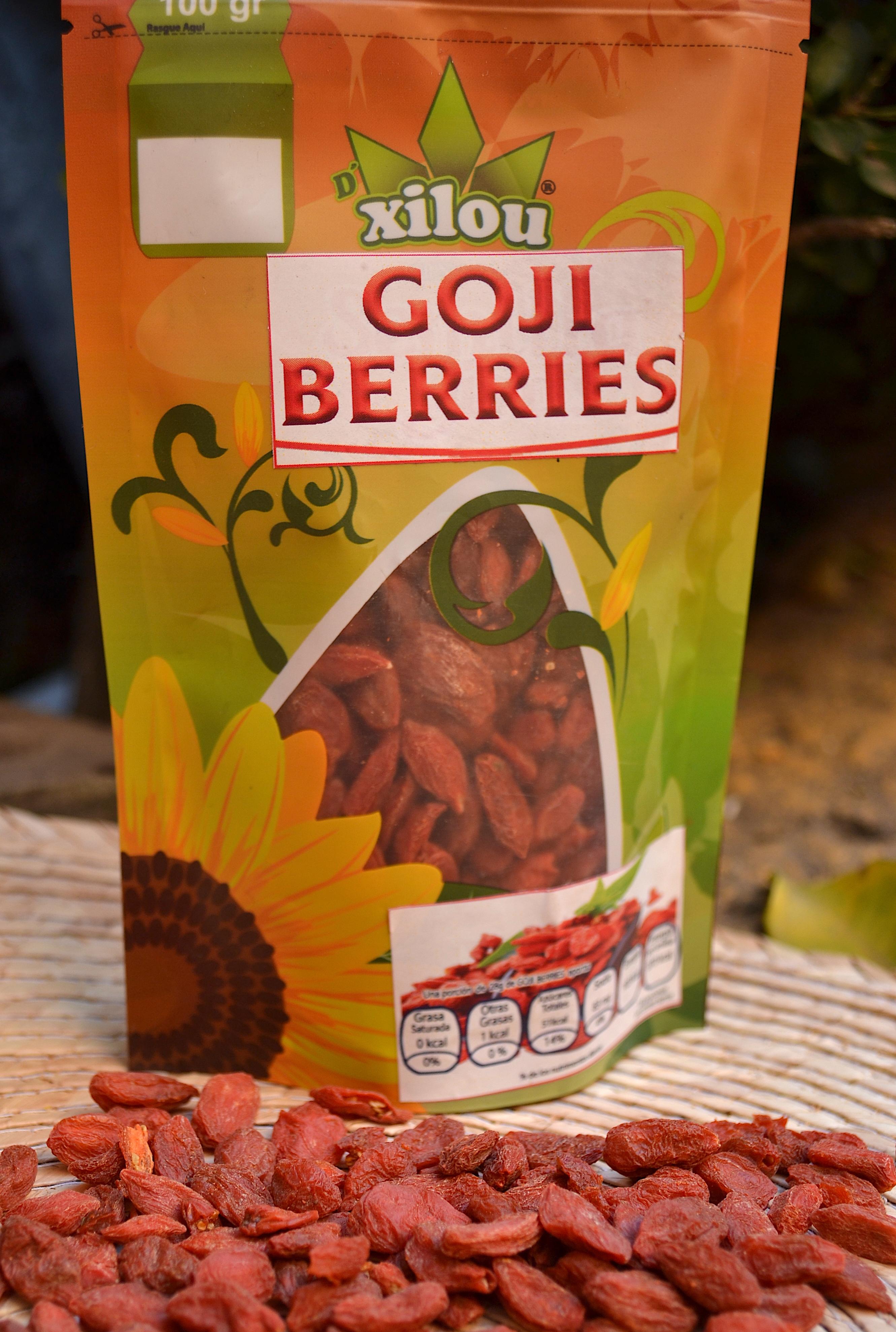 Goji Berries 100g.