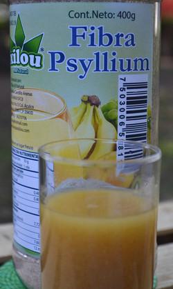 Fibra Psylium 400g.