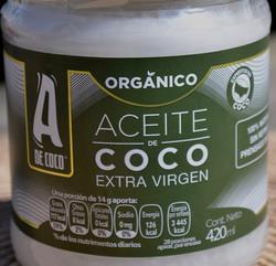 Aceite de Coco 420ml.