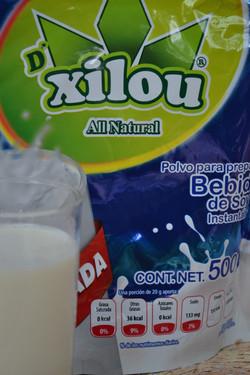 Bebida de Soya Instantanea 500g.