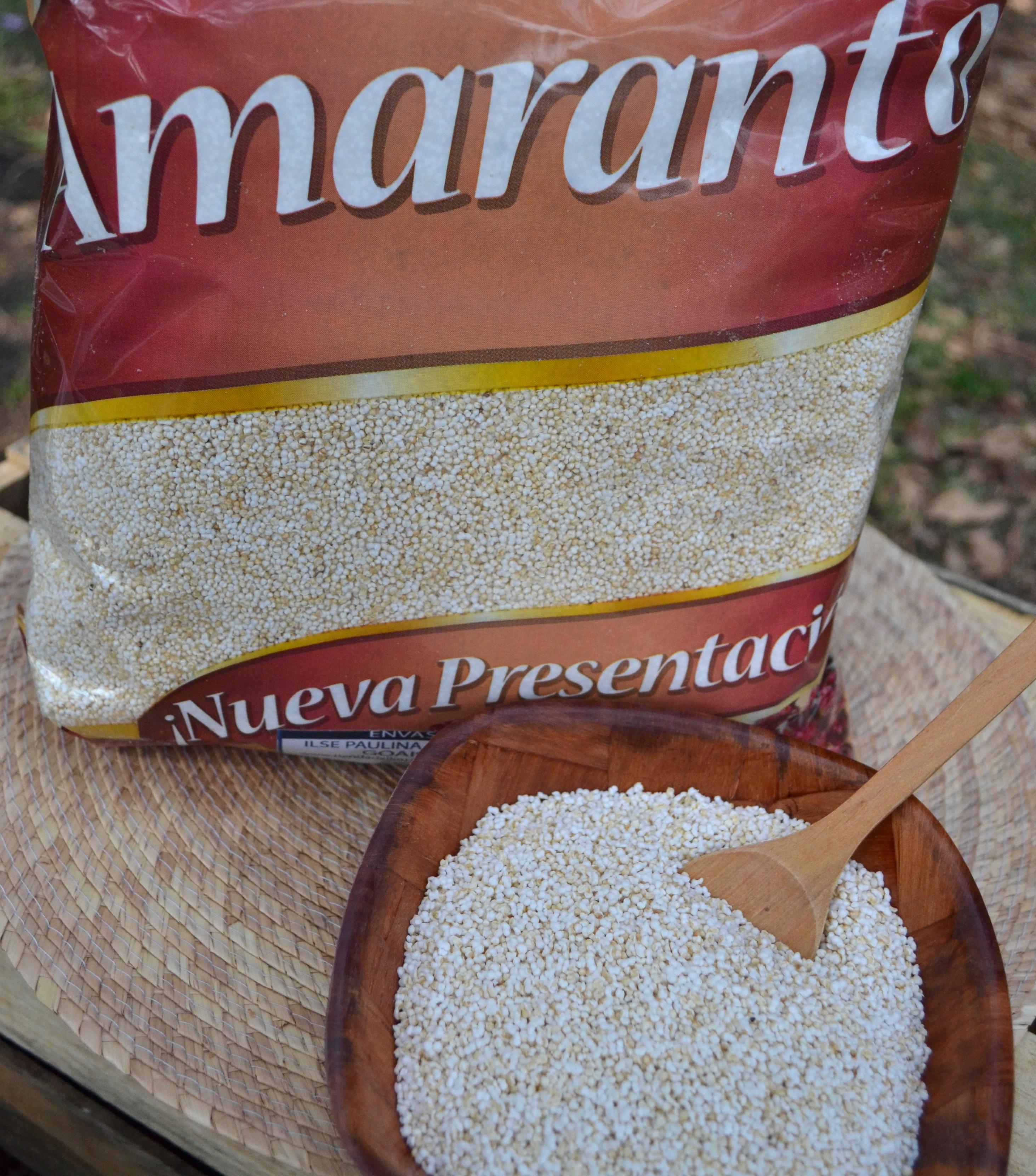 Amaranto 1K.