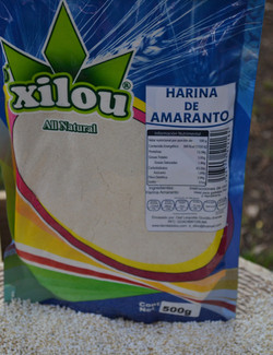 Harina de Amaranto 500g.