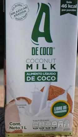 Leche de Coco 1L.