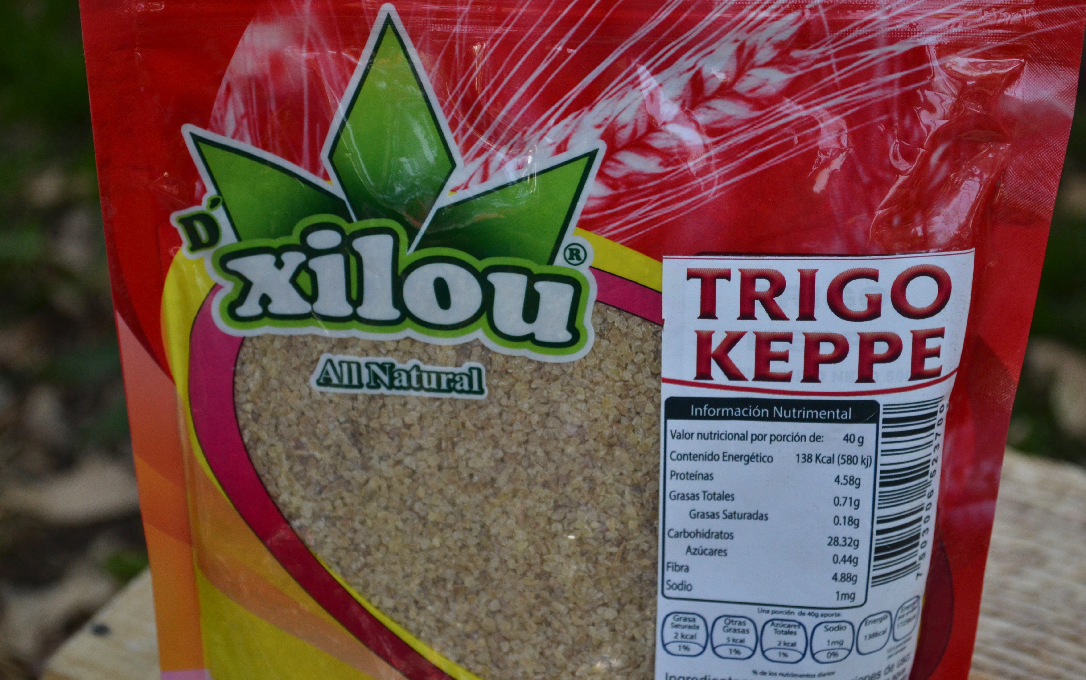 Trigo Keppe