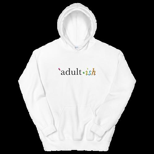 Adult-ish - Hoodie (light)