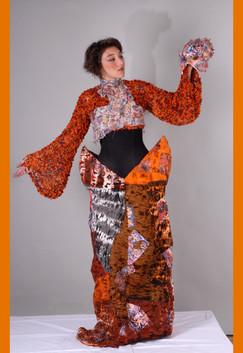 """""""Mandragore"""", Costume Fantastique"""