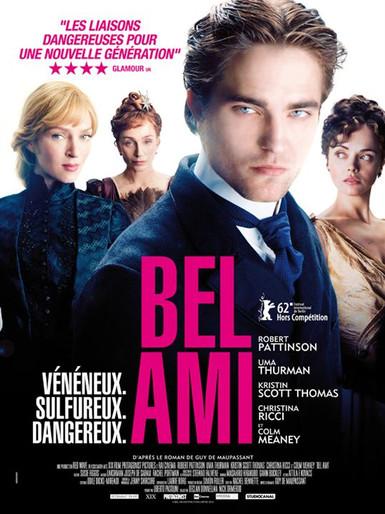 """Bel Ami"", Costumière, Cinéma"