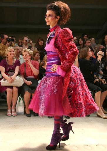 La Fée des Lilas, Costume Fantastique