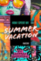 HOW I SPENT MY SUMMER VACATION - pdf cov