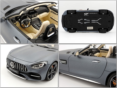 Sheet2_Mercedes-Benz AMG GT C Roadster -