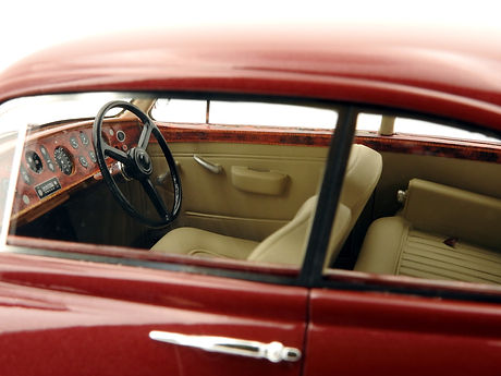 Bentley S1 Continental Fastback Mulliner