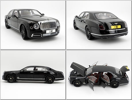 Sheet1_Bentley Mulsanne W.O Edition by M