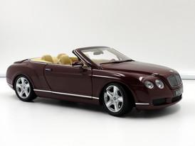 Bentley Continental GTC (red) - 2006 - Minichamps