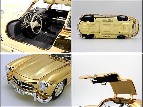 Sheet2_Mercedes-Benz 300 SL Gold - 1954