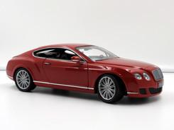 Bentley Continental GT Speed - 2008 - Minichamps