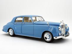 Rolls-Royce Silver Cloud II (light blue) - 1960 - Minichamps