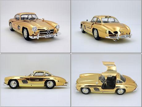 Sheet1_Mercedes-Benz 300 SL Gold - 1954