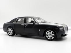 Rolls-Royce Ghost (Tungsten Grey) - 2010 - Kyosho