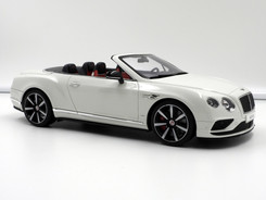 Bentley Continental GT V8 S Convertible (white) - 2015 - GT Spirit