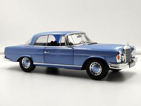 Mercedes-Benz 280 SE (W108) Coupe - 1969 - Norev