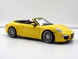 Porsche 911 Carrera S Cabriolet (991) - 2012 - Minichamps