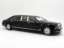 Bentley Mulsanne Grand Limousine (Onyx) - 2017 - Almost Real