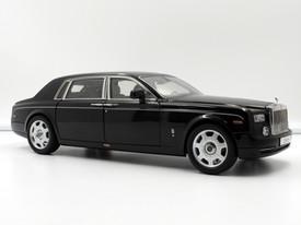 Rolls-Royce Phantom EWB (Black) - 2009 - Kyosho