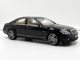 Mercedes-Benz S 63 AMG (W221) - 2008 - AUTOart