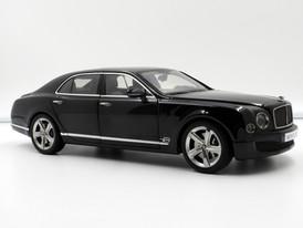 Bentley Mulsanne Speed (Onyx Black) - 2014 - Kyosho