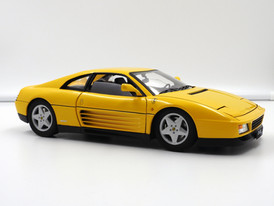 Ferrari 348 TB - 1989 - Hot Wheels Elite