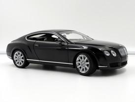 Bentley Continental GT (black) - 2003 - Minichamps