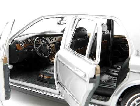 Rolls-Royce Silver Seraph - 1998 - Frank