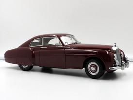 Bentley R-Type Continental (bordeaux) - 1954 - Minichamps