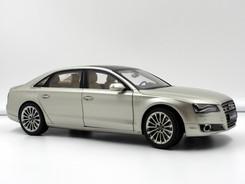 Audi A8 L W12 (D4 phase I) - 2010 - Kyosho