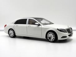 Mercedes-Maybach S 600 (White) - 2016 - AUTOart