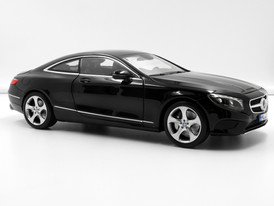 Mercedes-Benz S 500 Coupé (C217) - 2014 - Norev