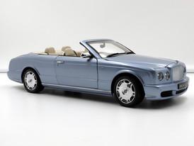 Bentley Azure (Fountain Blue) - 2006 - Minichamps