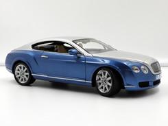 Bentley Continental GT (blue-grey) - 2003 - Minichamps