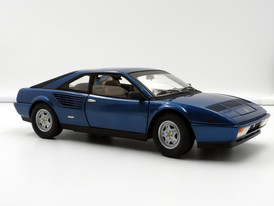 Ferrari Mondial 3.2 - 1985 - Hot Wheels Elite
