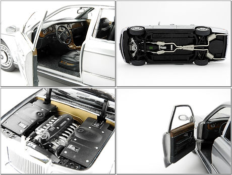 Sheet2_Rolls-Royce Silver Seraph - 1998