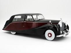 Rolls-Royce Silver Wraith Empress by Hooper - 1956 - Model Car Group
