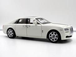 Rolls-Royce Ghost (English white) - 2010 - Kyosho