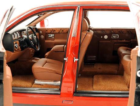 Rolls-Royce Phantom EWB (Light Red) - 20