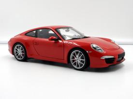Porsche 911 Carrera S (991) - 2011 - Minichamps